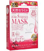 Japan Gals Маска для лица «Pure5 Essential Natural Ceramide», 30 шт