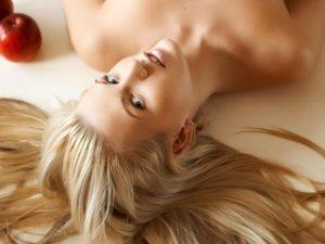 стать блондинкой без вреда для волос