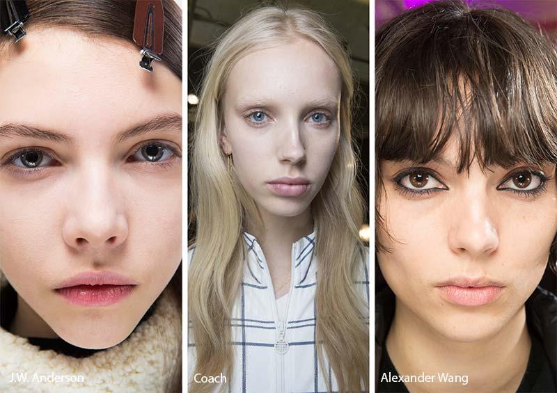 тенденции макияжа 2017 2018