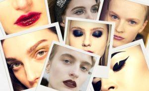 тенденции макияжа 2018