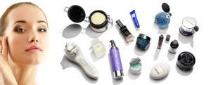 дневной уход за кожей