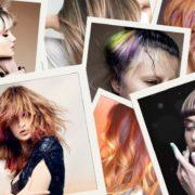 колорирование на русые волосы