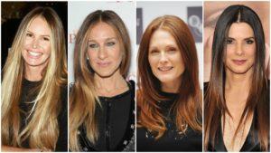фото причесок для женщин после 40