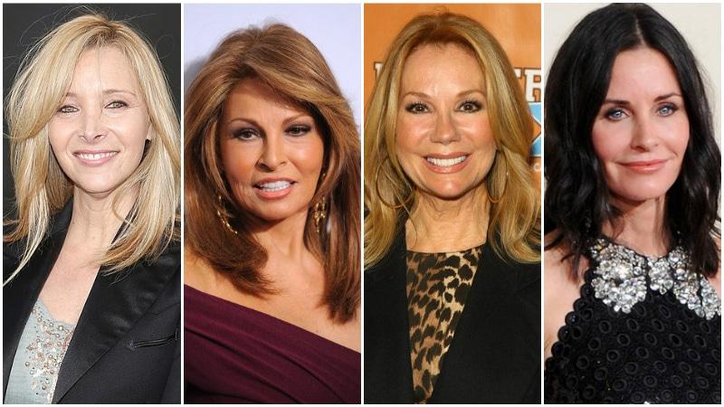 прическа на средние волосы женщинам после 40