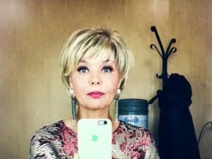актрисы России 50 лет Юлия Меньшова